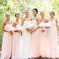 simple wedding dresses for brides blush pink bridesmaid gown pretty bridesmaid dresses blush pink