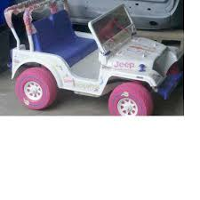 barbie jeep power wheels 90s 90s barbie power wheels beach buggy jeep had the gray gas pedal