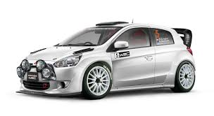 mitsubishi mirage wrc by idhuy deviantart com my virtual tuning