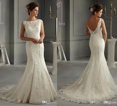 sheath wedding dresses new arrival 2016 illusion bateau backless sheath wedding dresses