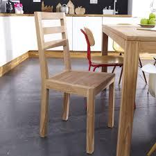 meubles en teck massif chaise en teck alto u2013 chaises pour sejour en vente chez tikamoon
