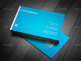 21 blue business cards u2013 free printable psd eps word pdf