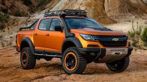 concept off road truck 2016 chevrolet colorado xtreme review gallery top speed