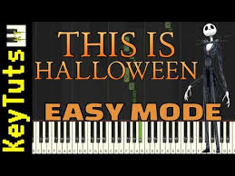 learn to play this is from nightmare before