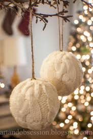 11 diy ideas to reuse your old sweaters for christmas decorations