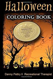 amazon halloween coloring book approved adults color