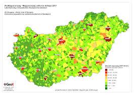 Map Of Budapest Archungary Map Archívum Geox