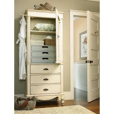 Armoire Changing Table Paula Deen Furniture 394100 River House Dressing Armoire