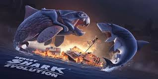 download game hungry shark evolution mod apk versi terbaru hungry shark evolution v3 0 4 mega mod apk is here latest on hax