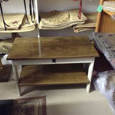 Country Coffee Tables by Country Coffee Tables Cream Or Black Beans Attic