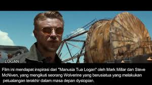 film petualangan sub indo logan 2017 trailer hd sub indo youtube