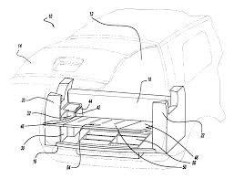 patent us6733060 cargo storage device for a vehicle google patents