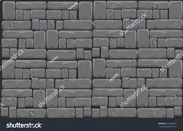 stone wall background beautiful banner wallpaper stock vector
