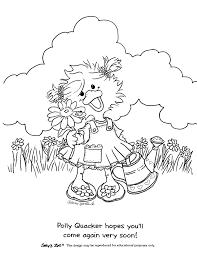 suzy u0027s zoo coloring pages garden coloringstar