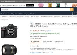 d7200 black friday amazon you can u0027t pre order u201cnikon d850 body u201d at amazon us now nikon