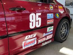 honda odyssey racing photos witness the 2005 honda odyssey transformed into a