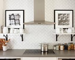 Stainless Steel Tiles For Kitchen Backsplash Tile Kitchen Backsplash Houzz