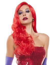 Jessica Rabbit Halloween Costume Red Jessica Rabbit Wig Perfect Jessica Rabbit Hair