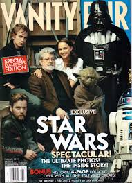 Vanity Fair Canada Annie Leibovitz Took A Great Shot Of Han Solo And Chewbacca For