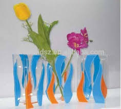 Cheap Plastic Vase Colored Acrylic Vase Colored Acrylic Vase Suppliers And