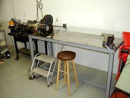 Bench Metal Work Best 20 Metal Work Bench Ideas On Pinterest Art Tool Storage