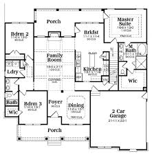 3 Bedroom Open Floor House Plans 61 Best House Plans Images On Pinterest Home Bedroom Ideas
