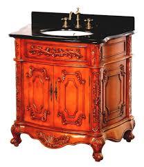 Ronbow Laurel Inch Bathroom Vanity Set In Vintage Cafe With - 48 inch white bathroom vanity lowes