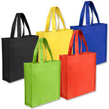 tote bags in bulk wholesale 10x9 gift tote bag 5 colors bags in bulk