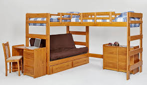 An LShaped Bunk Bed Can Be All Your Children Needs Jitco Furniture - L shape bunk bed