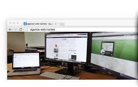 web bureau agence web nantes olyos