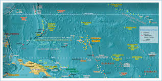 Map Of Oceania Political Map Of Micronesia 1600 Px Nations Online Project