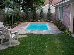 Backyard Ideas With Pool Small Pools For Backyards Beautiful Landscaping Small Backyards