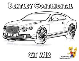 fired up car coloring bentley gt w12 we u0027re talkin u0027 rare cars