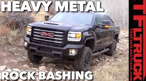 truck gmc is this the most off road worthy hd diesel truck gmc sierra hd vs