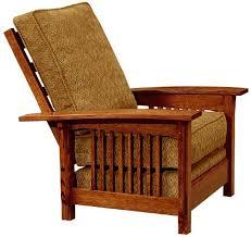 e gallery furniture arts u0026 crafts mission style adjustable back