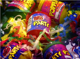 new years party poppers these are a necessity gettin murried party