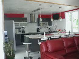 cuisine noir et gris deco cuisine noir meilleur de cuisine bois et noir best 25 deco