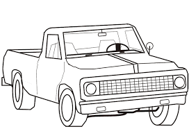 dodge truck coloring pages up truck coloring pages best colo 2179 unknown