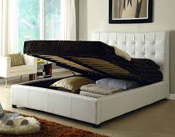 Beds And Bedroom Furniture Sets Athens White Queen Size Bed Athens At Home Usa Modern Bedrooms