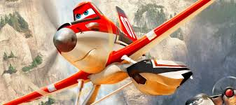 exclusive disney u0027s planes fire rescue poster