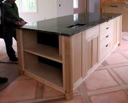 custom made kitchen island a custom kitchen island finewoodworking