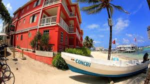 mayan princess hotel san pedro belize youtube