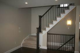 vintage basement stair lighting ideas basement stair lighting