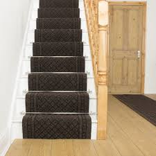 Aztec Runner Rug Brown Stair Runner Rug Conga