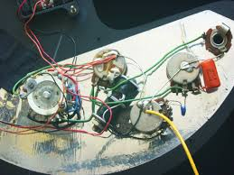 gibson ripper bass circuit photographs