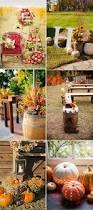 Fall Backyard Party Ideas by Best 25 Outdoor Fall Wedding Reception Ideas On Pinterest