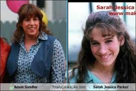 Sarah Jessica Parker Horse Meme - memebase adam sandler page 4 all your memes in our base