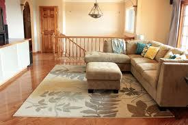 Yellow Living Room Rugs Living Room Big Yellow Area Rugs Dark Grey Sofas Brick Fireplace