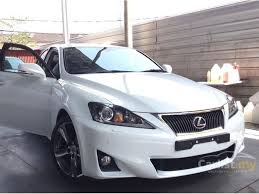 lexus is 250 se lexus is250 2011 in kuala lumpur automatic white for rm 220 000