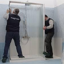 rimozione vasca da bagno sistemadoccia magicsan